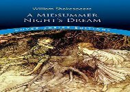 Read Online A Midsummer Night s Dream (Dover Thrift Editions) For Kindle