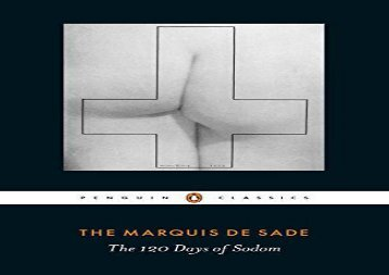 PDF Online The 120 Days of Sodom (Penguin Classics) Review
