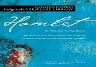 Read Online The Tragedy of Hamlet: Prince of Denmark (Folger Shakespeare Library) Epub