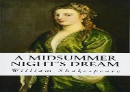 Free PDF A Midsummer Night s Dream For Kindle