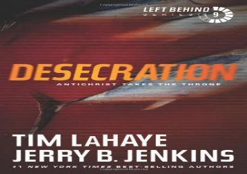 PDF Online DESECRATION VOL 9 REV ED PB (Left Behind (Paperback)) For Kindle