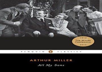 AudioBook All my Sons: 10 (Penguin Classics) Epub