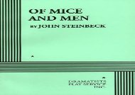 Read Online Of Mice And Men (Acting Edition) For Full