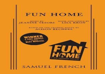 PDF Online Fun Home Review