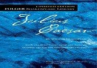 AudioBook Julius Caesar (New Folger Library Shakespeare) Any Format