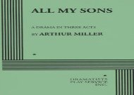 Free PDF All My Sons: A Drama in Three Acts For Full