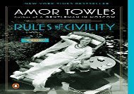 PDF Online Rules of Civility For Kindle