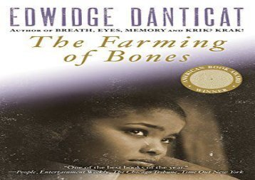 PDF Download The Farming of Bones Any Format