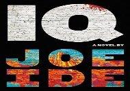 PDF Download IQ (IQ Novel) Epub