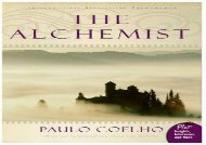 AudioBook The Alchemist: A Fable About Following Your Dream Epub