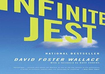 Free PDF Infinite Jest For Kindle