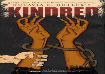 PDF Download Kindred: A Graphic Novel Adaptation Epub