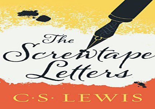 read online the screwtape letters with screwtape proposes a toast collected letters of cs lewis any format