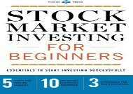 [+][PDF] TOP TREND Stock Market Investing for Beginners: Essentials to Start Investing Successfully [PDF]