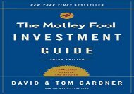 [+]The best book of the month The Motley Fool Investment Guide: How the Fools Beat Wall Street s Wise Men and How You Can Too  [NEWS]
