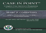 [+]The best book of the month Case in Point 10: Complete Case Interview Preparation [PDF]