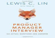 [+]The best book of the month The Product Manager Interview: 164 Actual Questions and Answers  [READ]