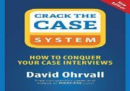 [+]The best book of the month Crack the Case System: How to Conquer Your Case Interviews  [FULL]