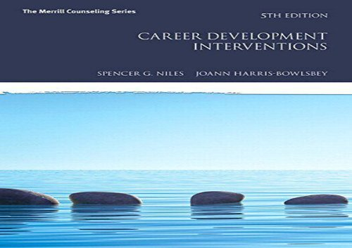 [+]The best book of the month Career Development Interventions with MyCounselingLab with Pearson eText - Access Card Package (What s New in Counseling) [PDF]