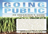 [+][PDF] TOP TREND Going Public: An Organizer s Guide to Citizen Action [PDF]