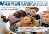 [+]The best book of the month Step by Step to College and Career Success  [NEWS]