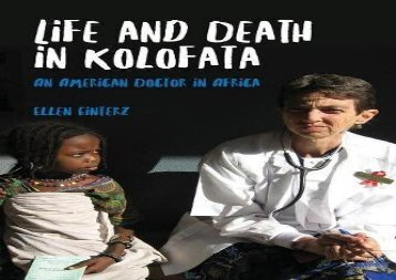 [+][PDF] TOP TREND Life and Death in Kolofata: An American Doctor in Africa  [NEWS]