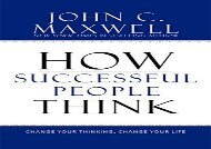 [+]The best book of the month How Successful People Think: Change Your Thinking, Change Your Life  [NEWS]