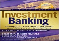 [+]The best book of the month Investment Banking: Valuation, Leveraged Buyouts, and Mergers and Acquisitions (Wiley Finance)  [FREE]