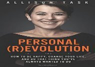 [+][PDF] TOP TREND Personal Revolution: How to Be Happy, Change Your Life, and Do That Thing You ve Always Wanted to Do [PDF]