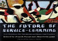 [+][PDF] TOP TREND The Future of Service Learning: New Solutions for Sustaining and Improving Practice  [FULL]