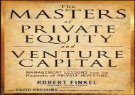 [+][PDF] TOP TREND The Masters of Private Equity and Venture Capital [PDF]