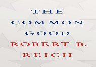 [+]The best book of the month The Common Good  [DOWNLOAD]