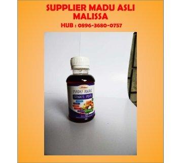 MURNI, TELP : 0896-3680-0757, Madu Asli Hitam Malissa