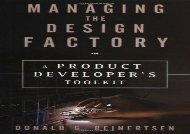 [+][PDF] TOP TREND Managing the Design Factory: A Product Developers Tool Kit [PDF]