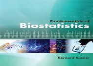[+]The best book of the month Fundamentals of Biostatistics  [READ]