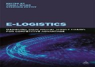 [+]The best book of the month E-Logistics: Managing Your Digital Supply Chains for Competitive Advantage  [NEWS]