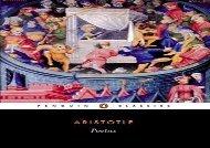 AudioBook Poetics (Penguin Classics) For Kindle