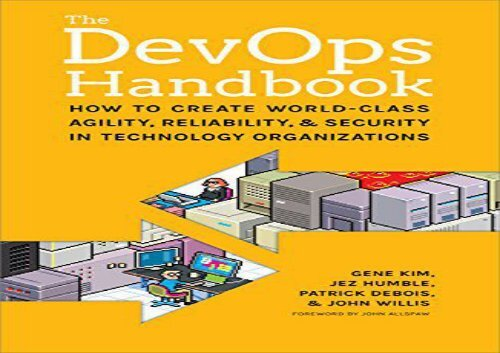 Pdf Top Trend The Devops Handbook How To Create World Class