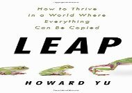 [+]The best book of the month Leap: How to Thrive in a World Where Everything Can Be Copied  [NEWS]