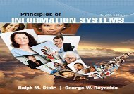 [+]The best book of the month Principles of Information Systems  [READ]