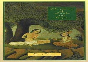 AudioBook The Story of Layla and Majnun Epub