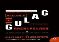 AudioBook The Gulag Archipelago Volume 2: An Experiment in Literary Investigation (P.S.) For Full