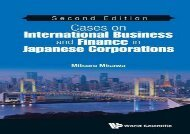 [+]The best book of the month Cases On International Business And Finance In Japanese Corporations (Second Edition)  [FULL]