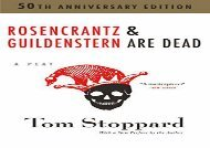 Free PDF Rosencrantz and Guildenstern Are Dead Review
