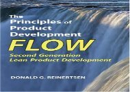[+][PDF] TOP TREND The Principles of Product Development Flow: Second Generation Lean Product Development  [FULL]