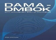 [+][PDF] TOP TREND DAMA-DMBOK: Data Management Body of Knowledge (2nd Edition)  [NEWS]