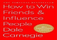 [+]The best book of the month How to Win Friends AND Influence People by Dale Carnegie  [NEWS]