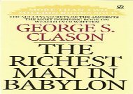 [+]The best book of the month The Richest Man In Babylon  [DOWNLOAD]