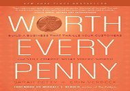 [+]The best book of the month WORTH EVERY PENNY [PDF]