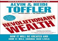 [+]The best book of the month Revolutionary Wealth: How It Will Be Created and How It Will Change Our Lives  [DOWNLOAD]